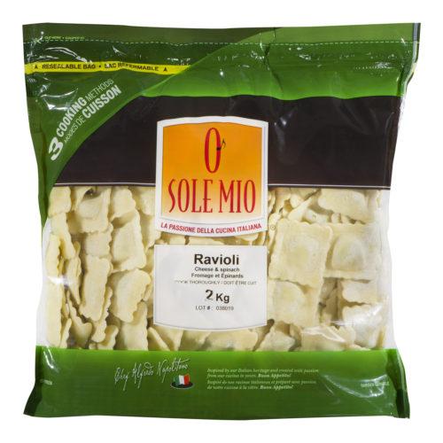 RAVIOLI 3 Cheese & Spinach