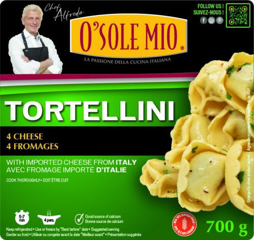 TORTELLINI 4 CHEESE