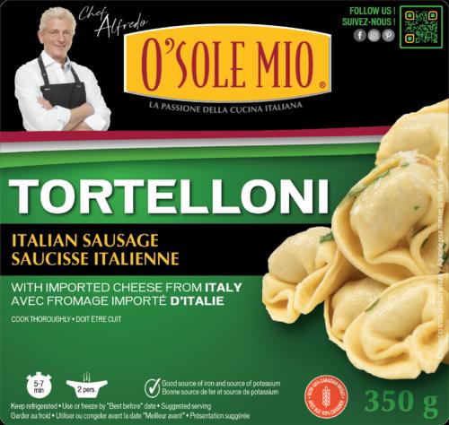 TORTELLONI ITALIAN SAUSAGE