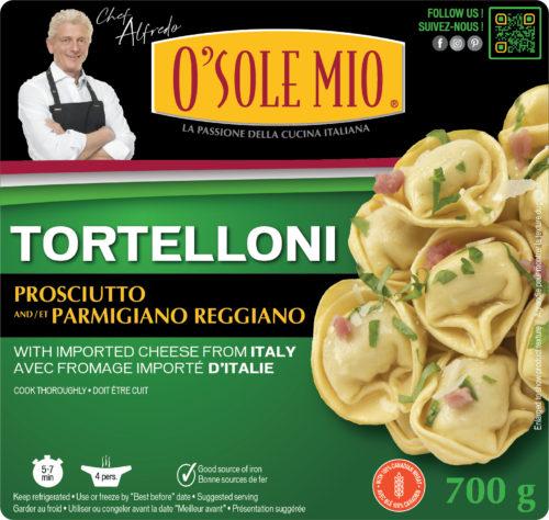 TORTELLONI PROSCIUTTO AND PARMIGIANO REGGIANO