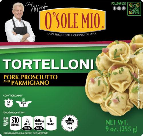 TORTELLONI PROSCIUTTO & PARM