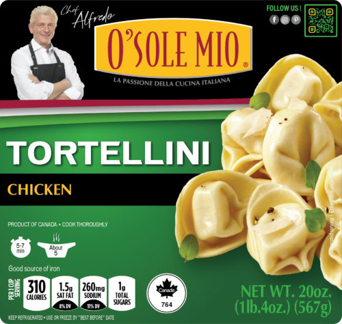 TORTELLINI CHICKEN